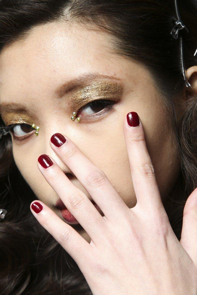 Złoty makijaż (Richmond)