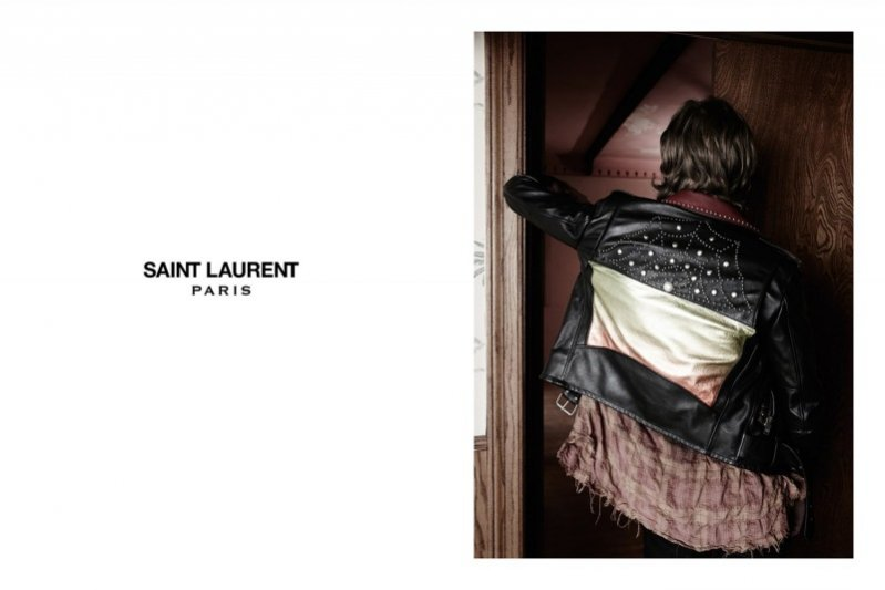 Kampania Saint Laurent Paris