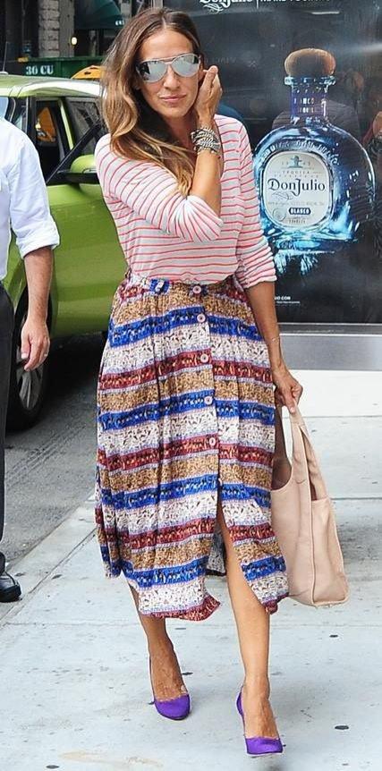 Sarah Jessica Parker - styl
