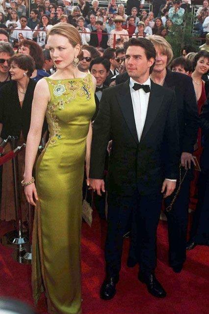 Sukienka Nicole Kidman od Johna Galliano, 1997