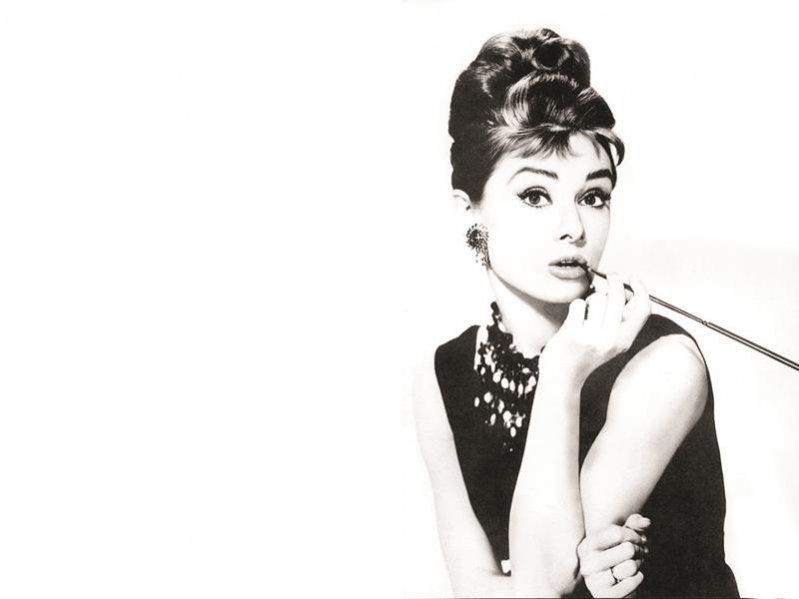 Audrey Hepburn - styl