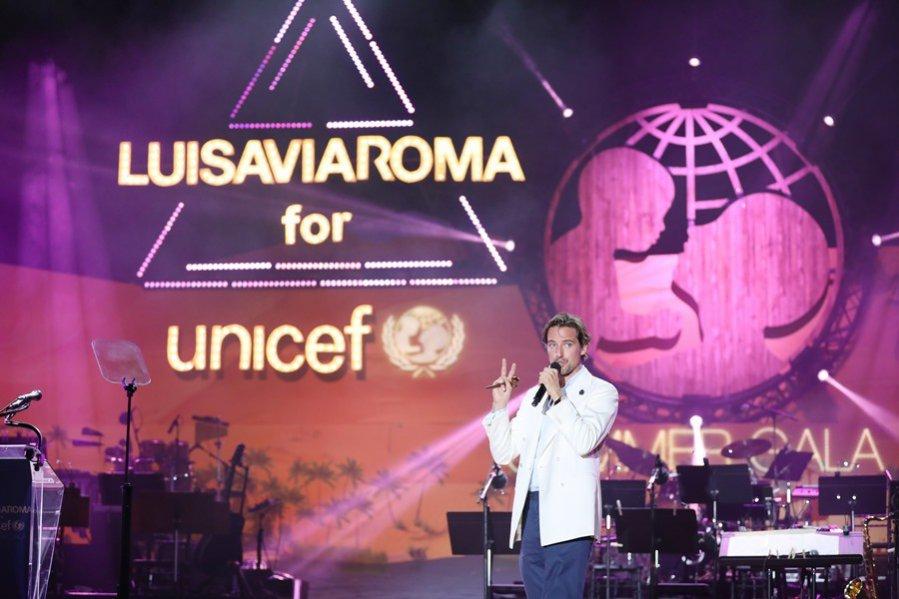 LuisaViaRoma x UNICEF Italia 2019