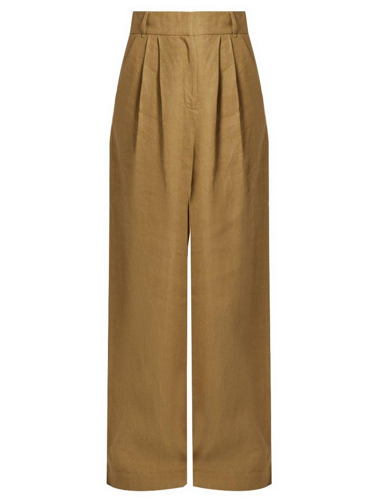 Lniane spodnie Tibi / Matchesfashion (2305 zł)