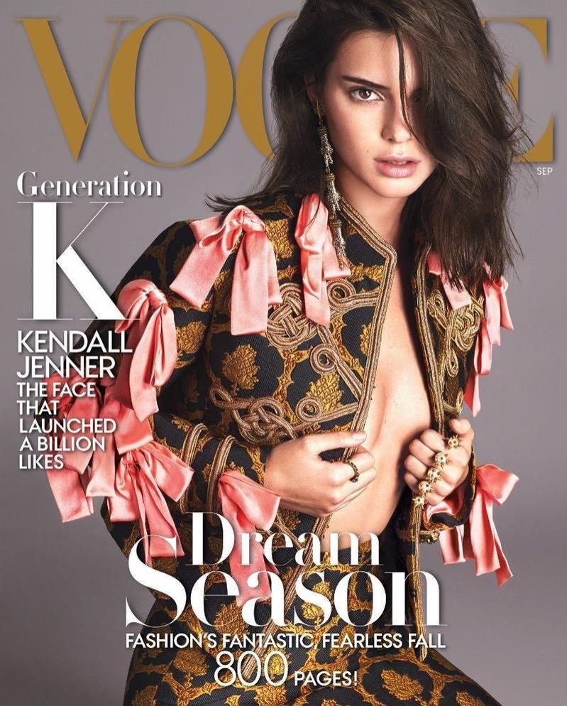 Vogue US wrzesień 2016