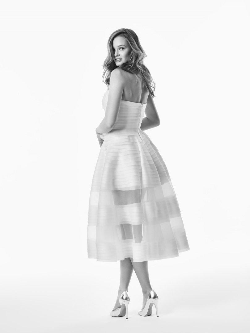 Krótka suknia ślubna Maciej ZIEŃ