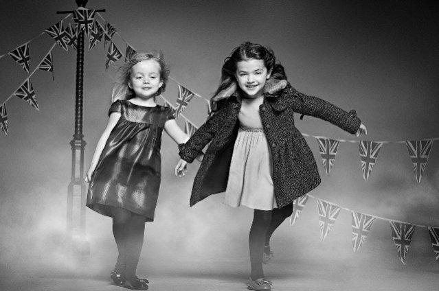 Burberry Kids kolekcja zimowa