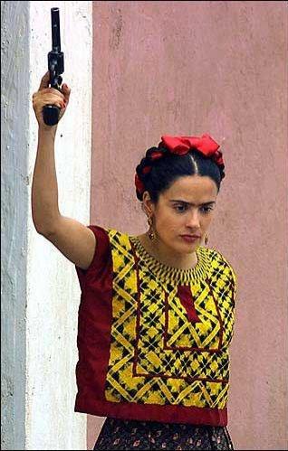Frida (2002), reż. Julie Taymor