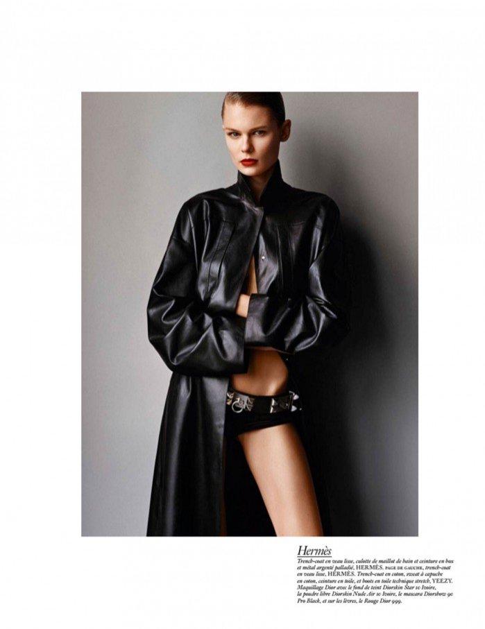 1. Sesja Alasdaira McLellana w Vogue Paris luty 2016