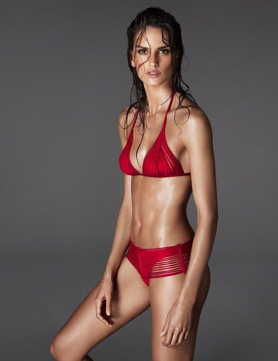 Izabel Goulart - modelka