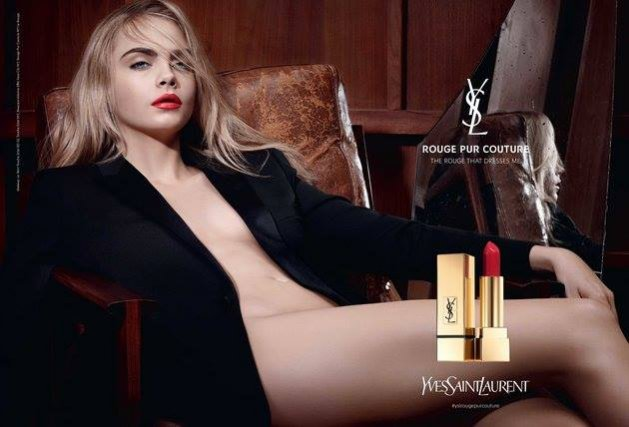 YSL Beauty Rouge pur Couture