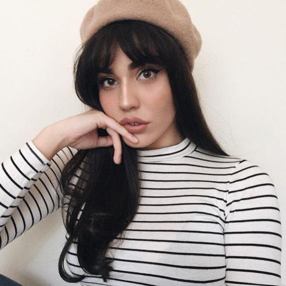 Makijaż w stylu Francuzek