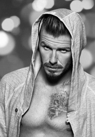 Świąteczna kolekcja David Beckham dla H&M