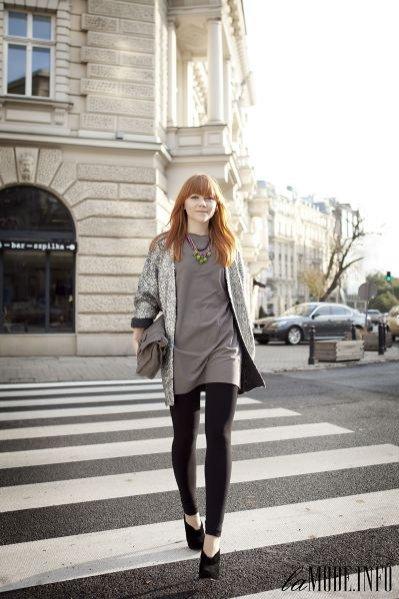 Moda uliczna - Paulina Klepacz
