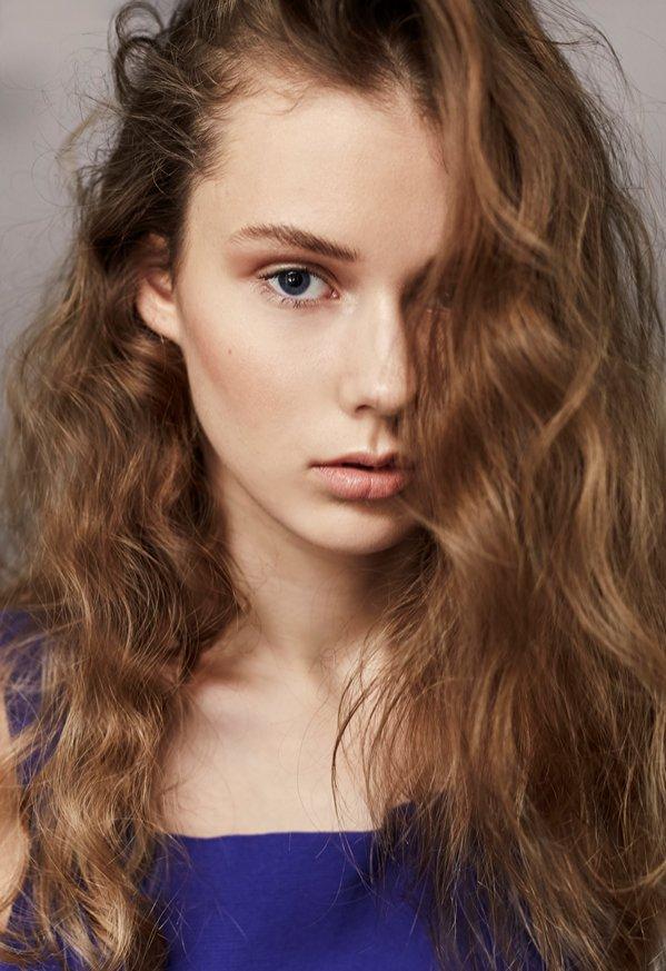 Krysia Karcz - modelka Partisan Models