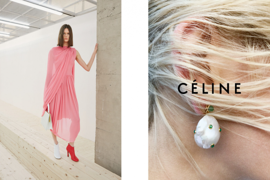 Celine wiosna lato 2017 - kampania