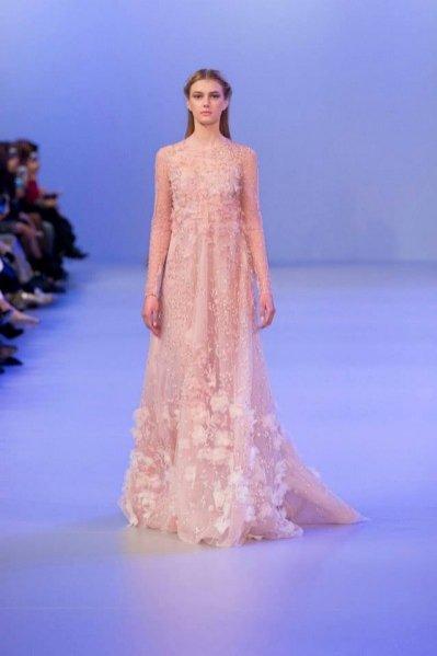 2. Elie Saab haute couture wiosna lato 2014