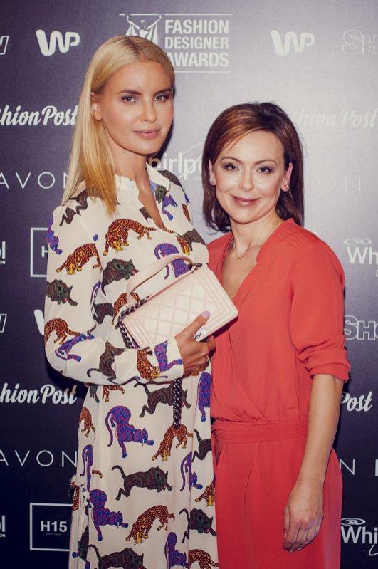 Joanna Horodyńska i Joanna Sokołowska-Pronobis
