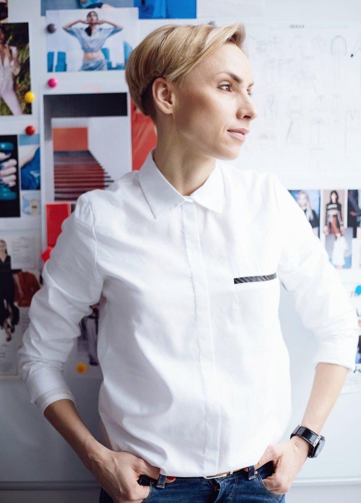 Ranita Sobańska - dyrektor kreatywna marki 4F