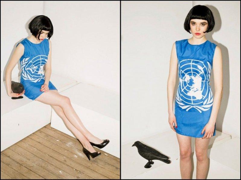 First Lady - kolekcja Mozcau na sezon wiosna lato 2013