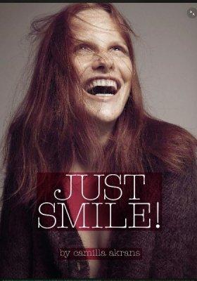 JUST SMILE! SESJA Z MAJĄ SALAMON I MAGDALENĄ JASEK W VOGUE ITALIA