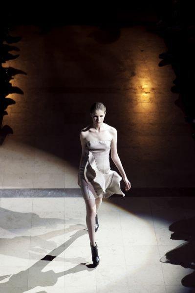 Pokaz kolekcji na sezon wiosna lato 2012 duetu Paprocki&Brzozowski