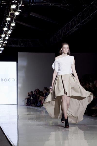 Pokaz kolekcji Bohoboco wiosna lato 2012
