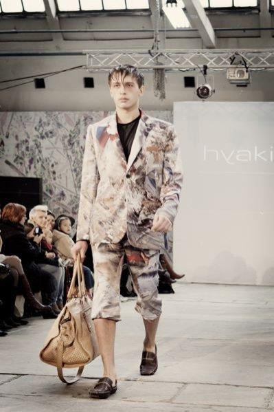 Pokaz kolekcji Jacka Kłosińskiego | Hyakinth  podczas Fashion Week Poland
