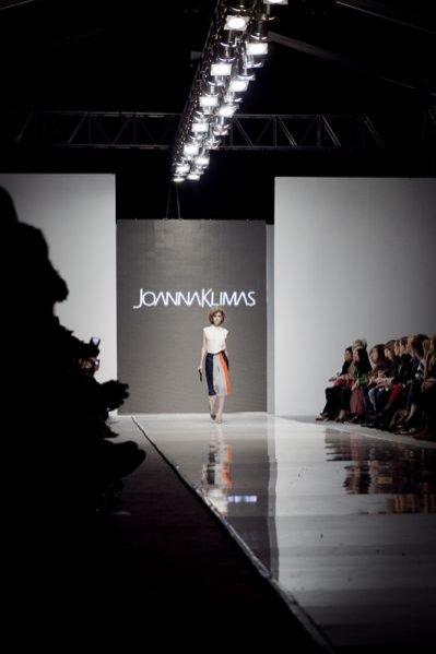 Pokaz Joanny Klimas wiosna lato 2012