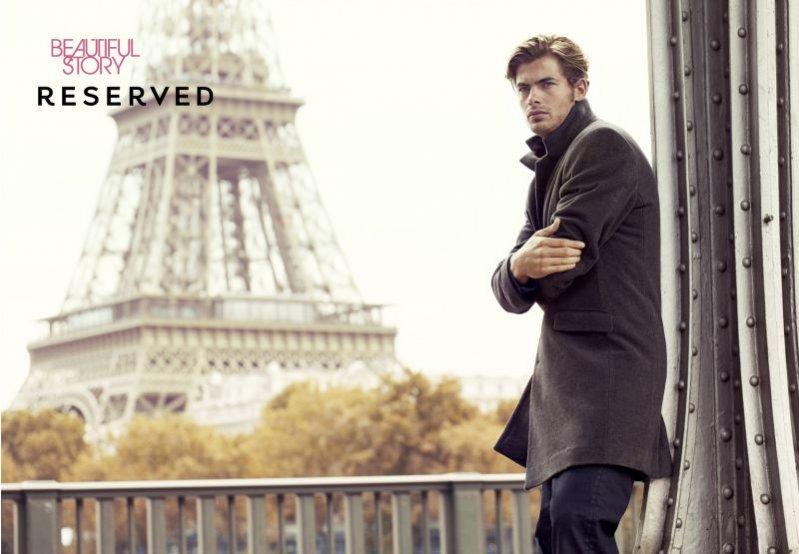 Kolekcja marki Reserved dla mężczyzn na sezon jesień zima 2011