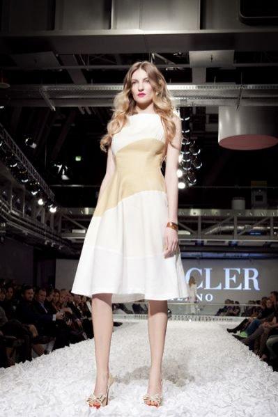 Pokaz kolekcji Deni Cler Milano na sezon wiosna lato 2012