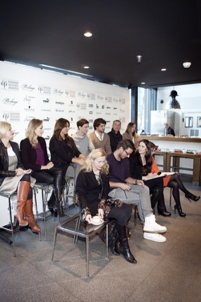 Jury konkursu Fashion Designer Awards