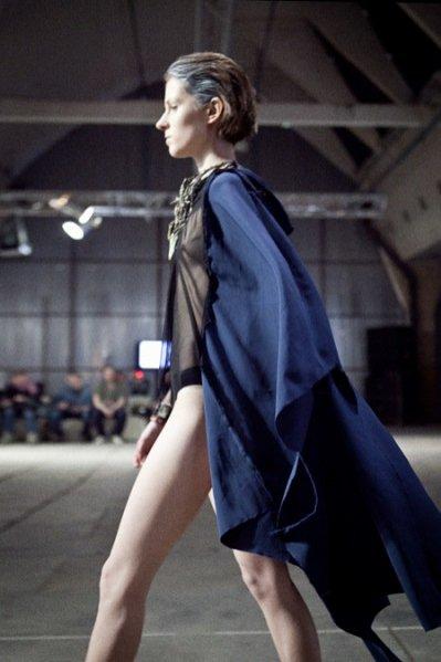 Pokaz kolekcji UDA-A podczas Fashion Week Poland w Łodzi