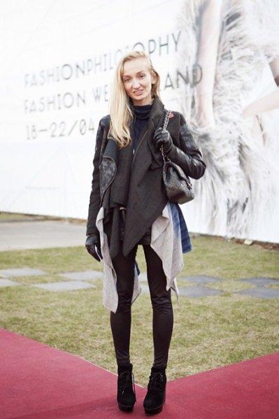 Moda uliczna - Edyta Jermacz