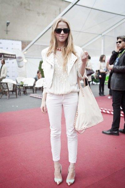 Moda uliczna - Jessica Kirschner
