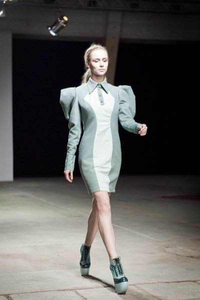 Pokaz kolekcji Gregora Gonsiora Fashion Week Poland Kwiecień 2012