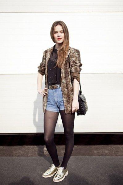 Moda uliczna - Daria