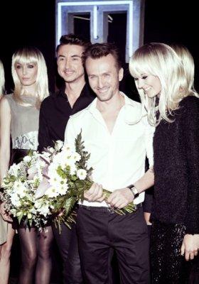 POKAZ KOLEKCJI PAPROCKI&BRZOZOWSKI JESIEŃ ZIMA 2012- YOU GO CHELSEA GIRLS!