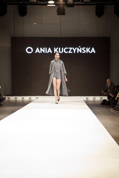 pokaz Ani Kuczyńskiej na Warsaw Fashion Weekend