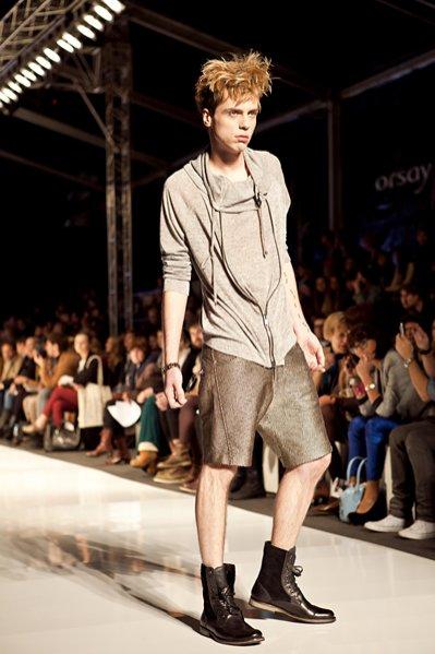 pokaz Polygon wiosna lato 2013 podczas FashionPhilosophy Fashion Week Poland
