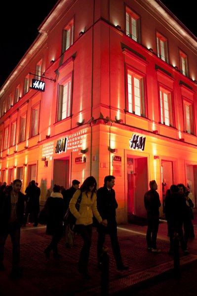 Prezentacja kolekcji M.M.Margiela dla H&M