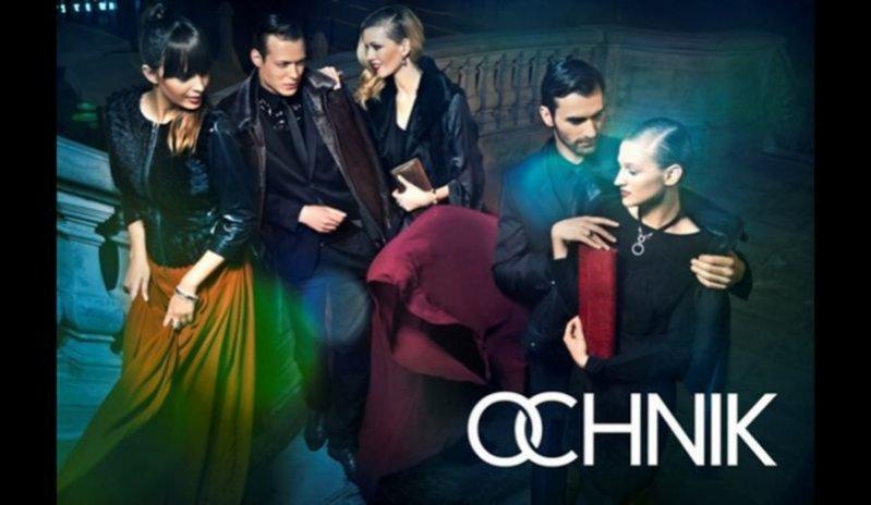 Kampania marki Ochnik na sezon jesień zima 2011