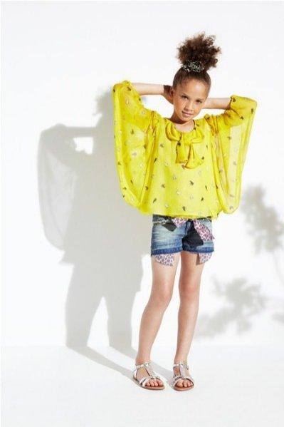 Kolekcja Marks&Spencer dla dzieci na sezon wiosna lato 2012