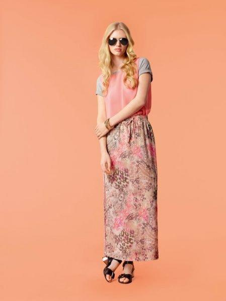 damska kolekcja New Look wiosna lato 2012