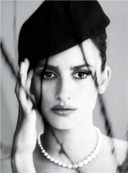 Penelope Cruz w sesji dla W Magazine
