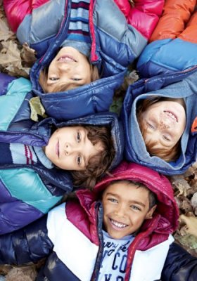 LOOKBOOK KOLEKCJI UNITED COLORS OF BENETTON DLA DZIECI VOL. 2