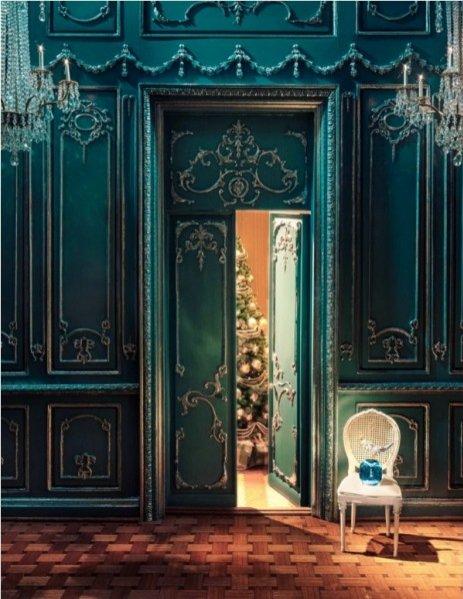 oficjalne zdjęcia sklepowych wystaw Tiffany&Co.