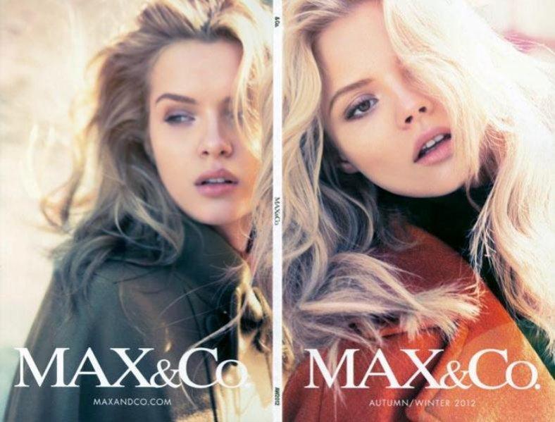 kampania MAX&Co. na jesień zimę 2012/2013