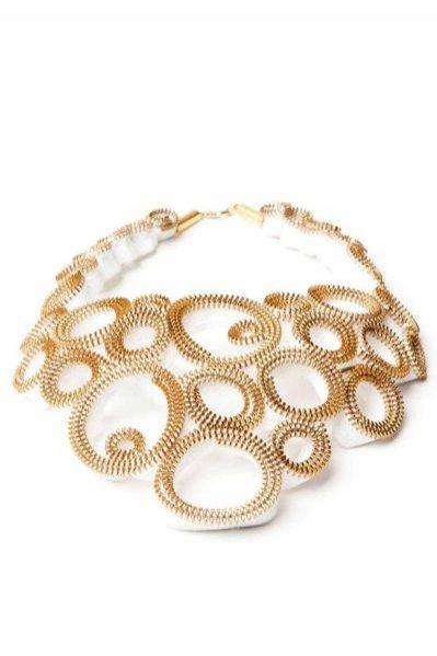 Reborne Jewelry - biżuteria z zamków błyskawicznych