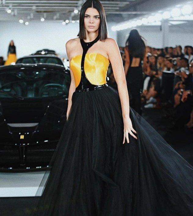 Kendall Jenner - modeling