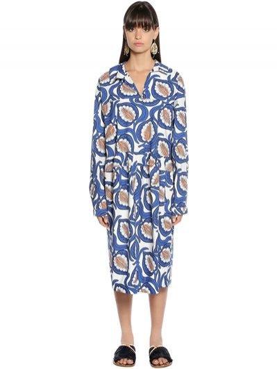 Wzorzysta sukienka Marni / Luisa Via Roma (1250 eu)